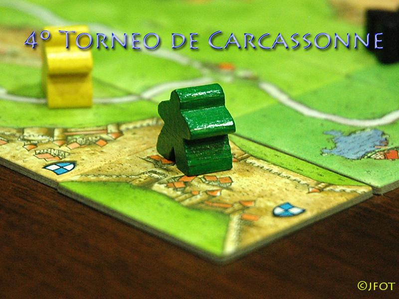 4º torneo de carcassonne