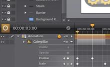 Animation and Interactivity - Screenshot