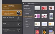 Project ROME - Screenshot