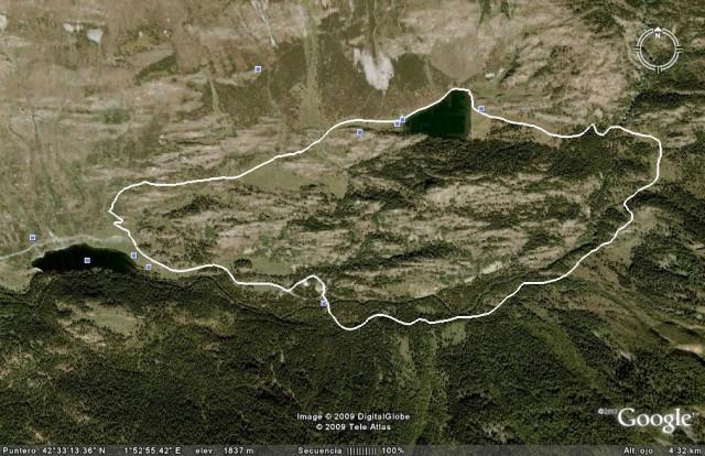 Font Viva mapa